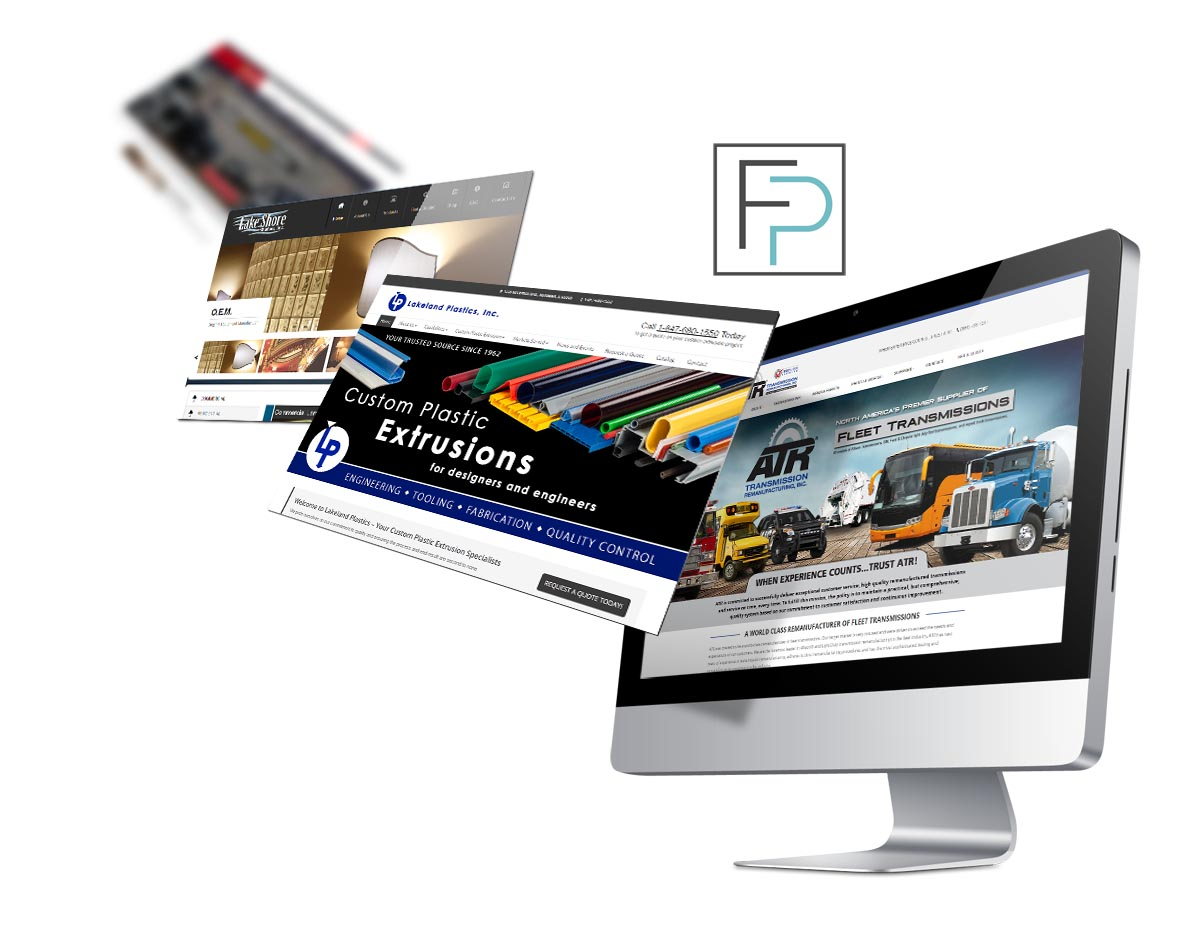 Manufacturers, Distributor and Industrial Websites