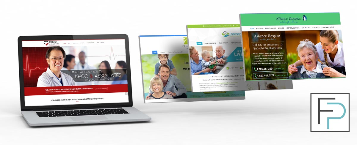 Medical and Dental Website Design