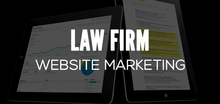 Law Firm Website Marketing