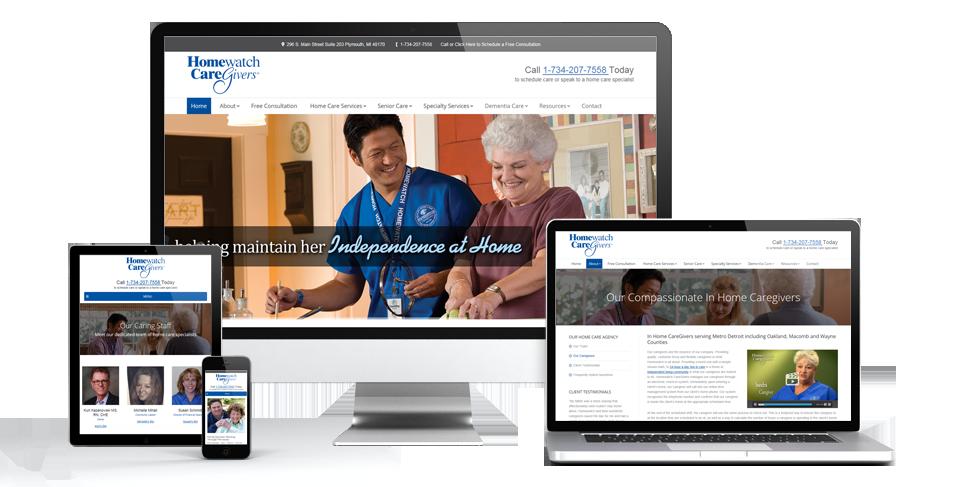 Responsive Website Design NS