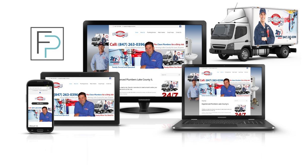 Service Contractor Websites