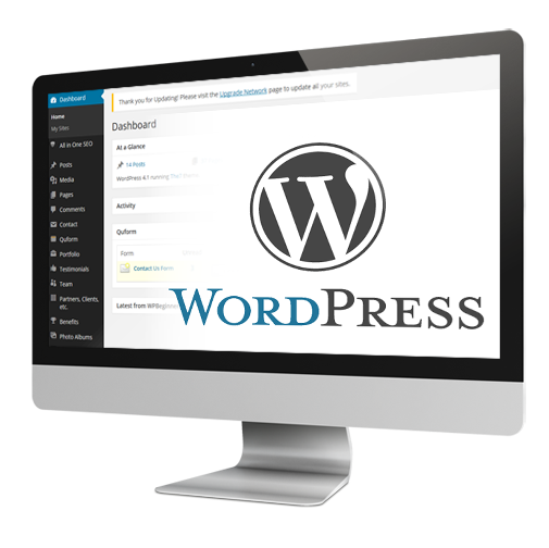 Wordpress Website Development 2