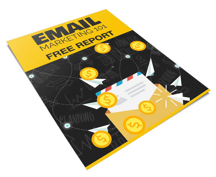 Email Marketing 101 Free Report Render 96