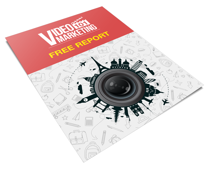 Video Marketing Free Report Cover Rebder 96
