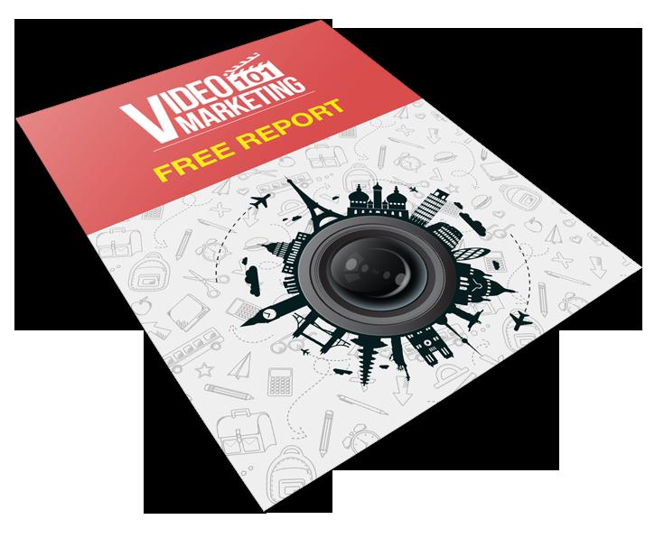 Video Marketing Free Report Cover Rebder 96