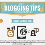 Top 10 Blogging Tips Featured