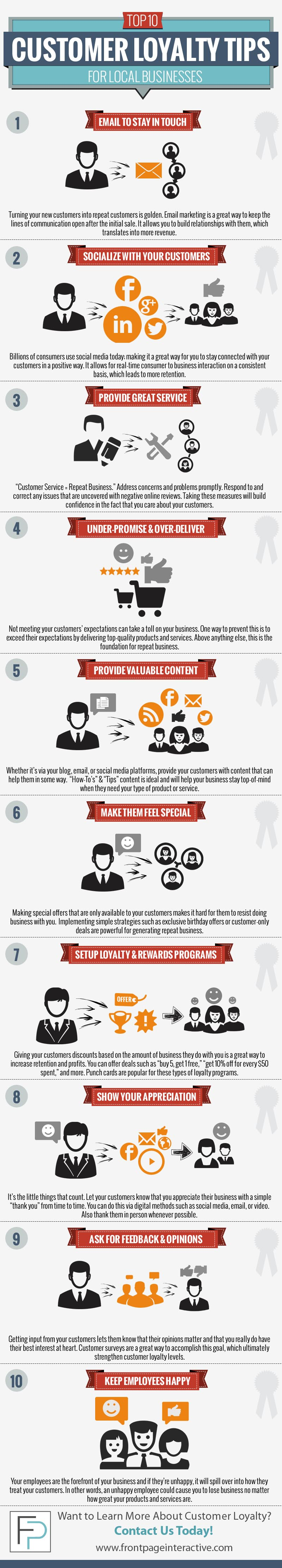 Top 10 Customer Loyalty Tips