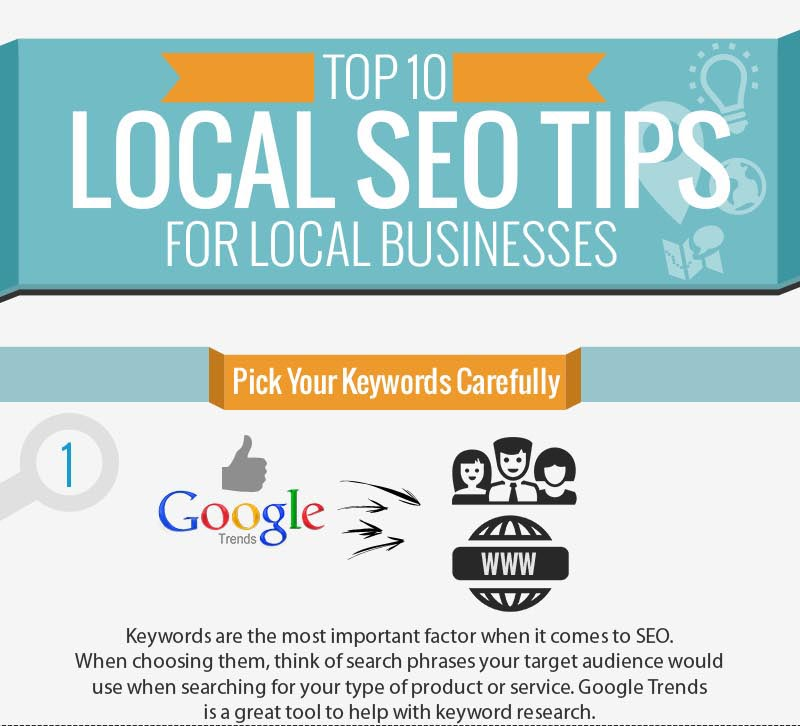 Top 10 Local Seo Tips For Local Businesses