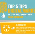 5 digital marketing tip for engagement featured
